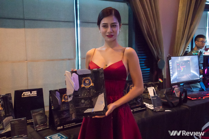 Asus mang về Việt Nam 15 mẫu bo mạch chủ Z370, sẵn sàng cho Coffee Lake - ảnh 8