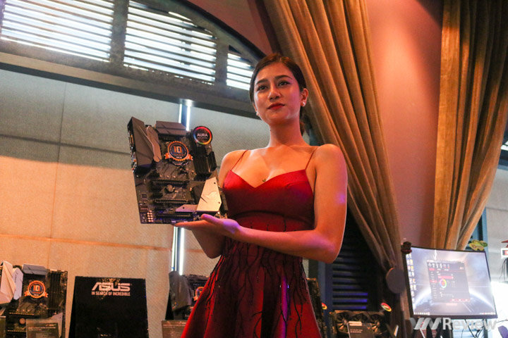 Asus mang về Việt Nam 15 mẫu bo mạch chủ Z370, sẵn sàng cho Coffee Lake - ảnh 9