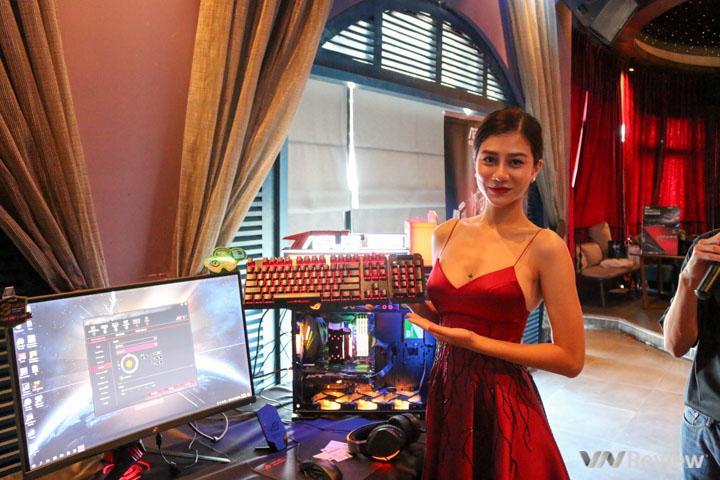 Asus mang về Việt Nam 15 mẫu bo mạch chủ Z370, sẵn sàng cho Coffee Lake - ảnh 10