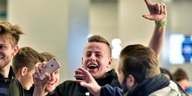 82% thiếu niên Mỹ muốn mua iPhone X - ảnh 1