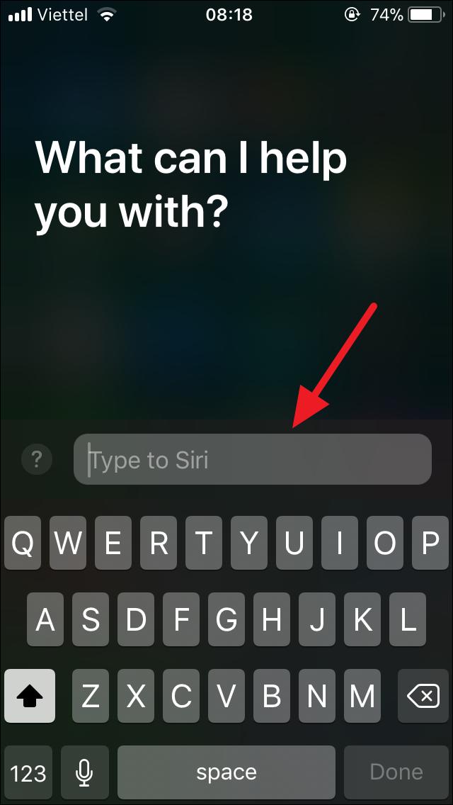 Hướng dẫn tương tác với Siri trên iOS bằng cách... gõ lệnh - ảnh 4