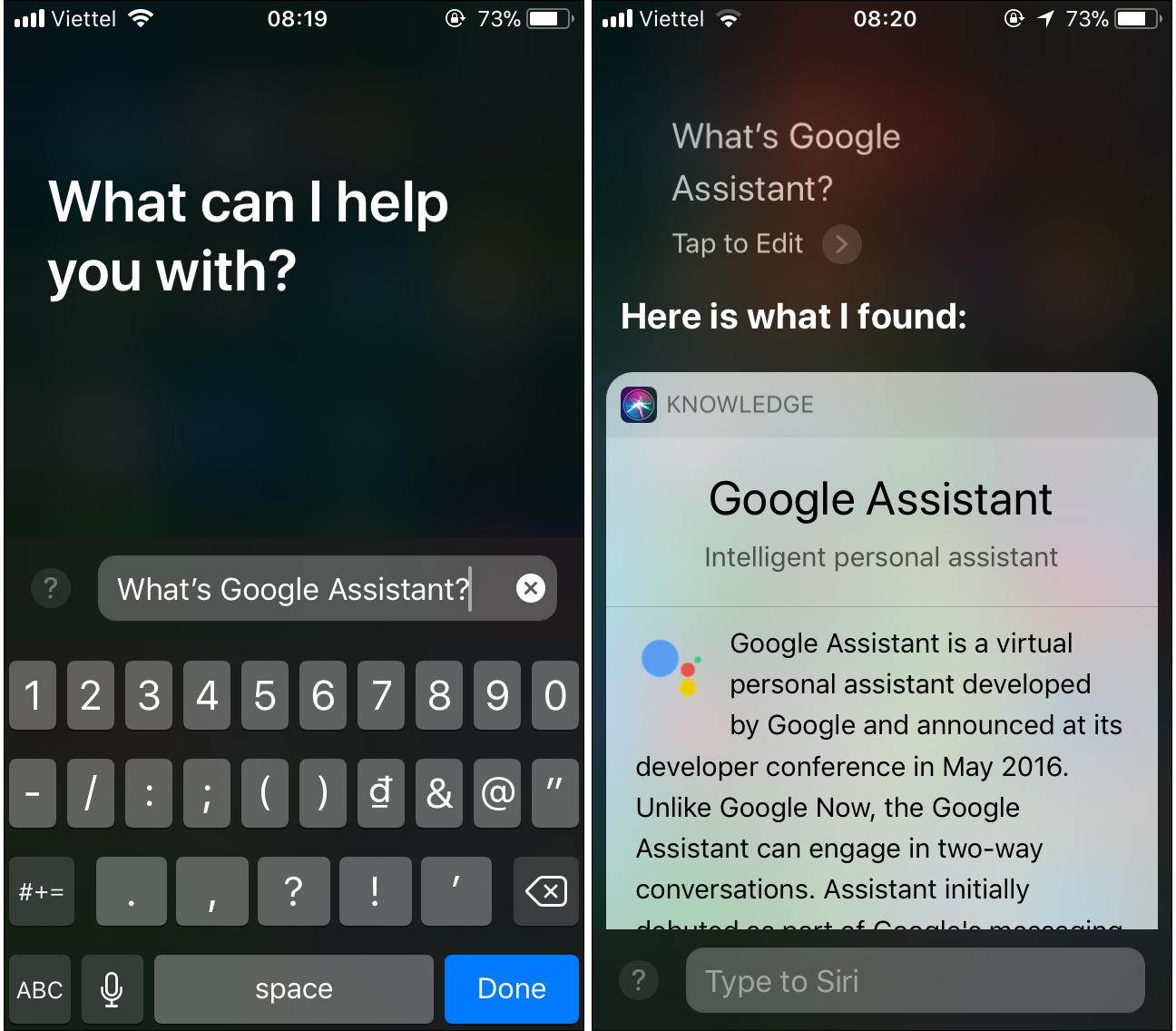Hướng dẫn tương tác với Siri trên iOS bằng cách... gõ lệnh - ảnh 5