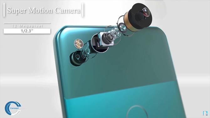 Ứng dụng máy ảnh của Pixel 2 đã có thể cài đặt cho các thiết bị Nexus và Pixel cũ