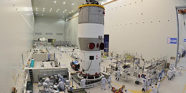 Trạm vũ trụ Thiên Cung 1 của Trung Quốc sẽ rơi xuống Trái Đất trong vài tháng tới