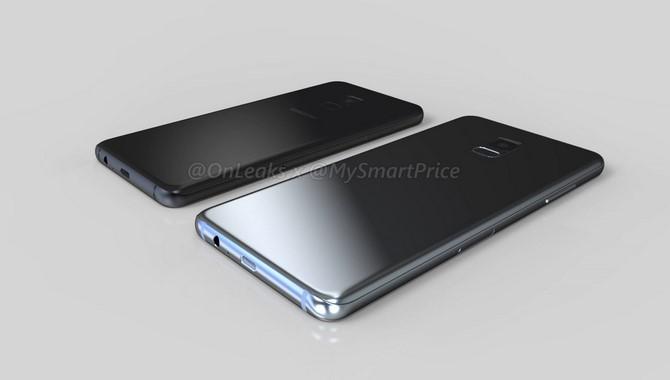 Lộ ảnh dựng Galaxy A5 và A7 (2018) với màn hình vô cực