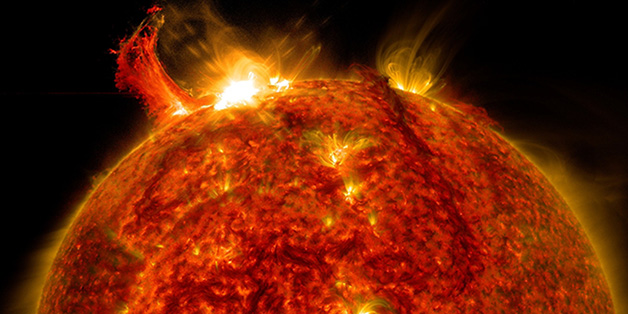 Bão mặt trời có thể xoá sổ mọi thiết bị công nghệ trên Trái Đất trong vòng 100 năm tới
