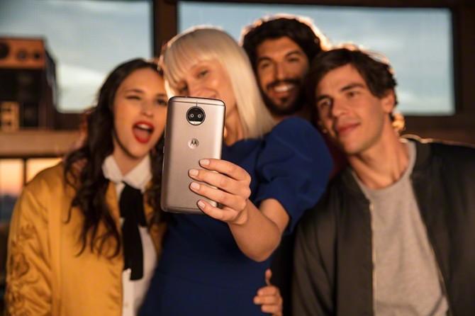 Moto G5S Plus tích hợp camera kép xóa phông, giá 7 triệu đồng