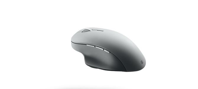 Microsoft ra mắt chuột không dây Surface Precision Mouse với thiết kế tối giản