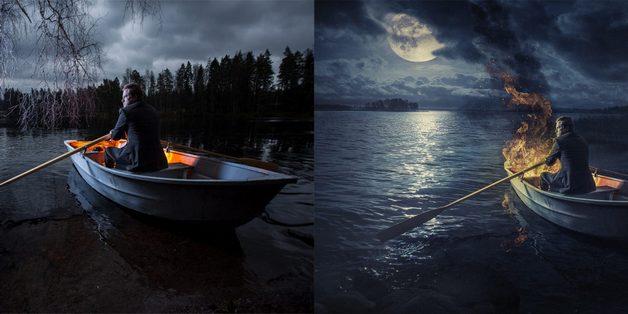 15 bức hình cho thấy Photoshop ảo diệu đến cỡ nào