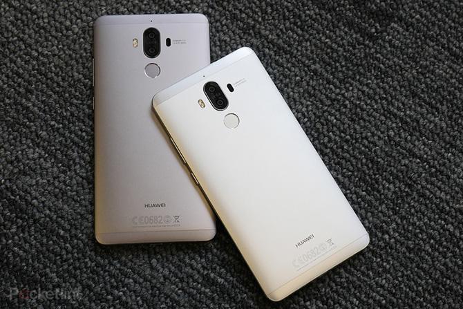 Smartphone màn hình gập của Huawei sẽ ra mắt vào năm 2018