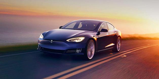 """Sắp có xe ô tô điện của hãng Tesla dán mác """"made in China"""""""