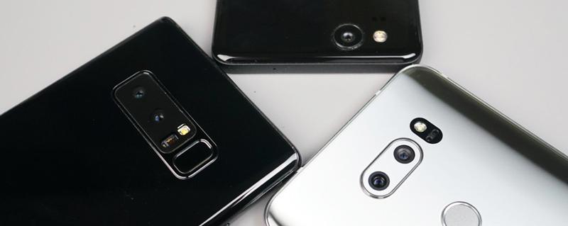 Khẩu độ của smartphone lớn hơn liệu có nghĩa lý gì khi cảm biến ngày càng nhỏ đi?