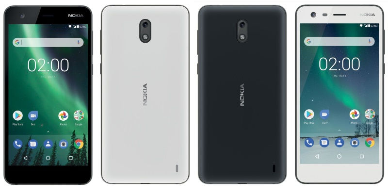 Nokia 2 lộ diện với giá bán chỉ 100 USD