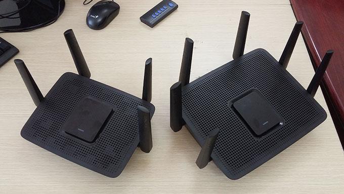 Kết quả hình ảnh cho Router Wifi Linksys EA8300