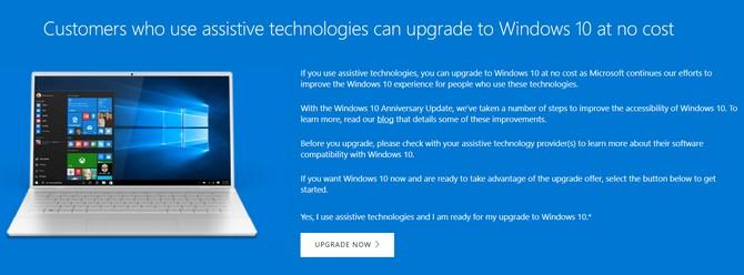 Đã ra mắt hơn 2 năm, Windows 10 vẫn cho cập nhật miễn phí