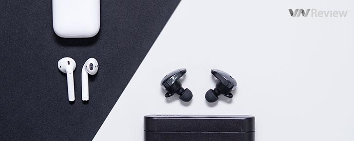 So trải nghiệm Apple Airpods và Sony WF-1000x: 2 tai nghe không dây sáng giá