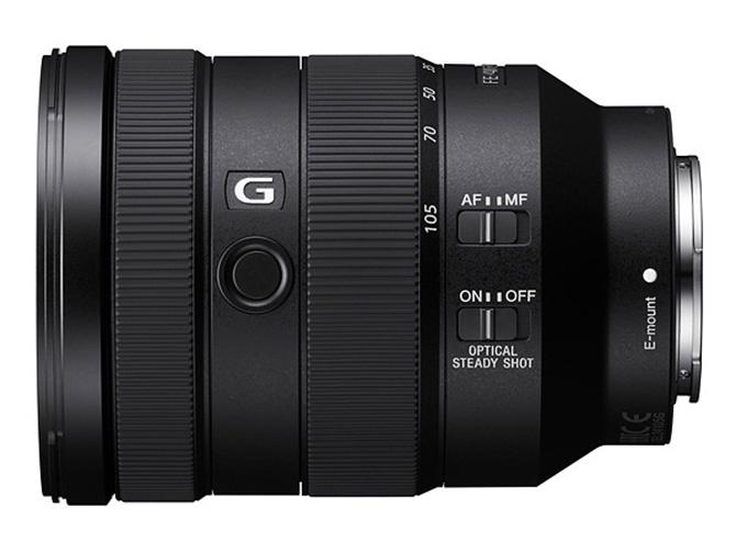 Sony ra mắt ống kính FE 24-105mm F4 G OSS và hé lộ