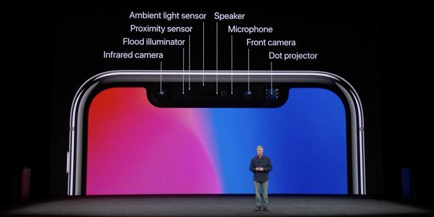 Apple: không có chuyện giảm độ chính xác Face ID của iPhone X để đẩy năng suất