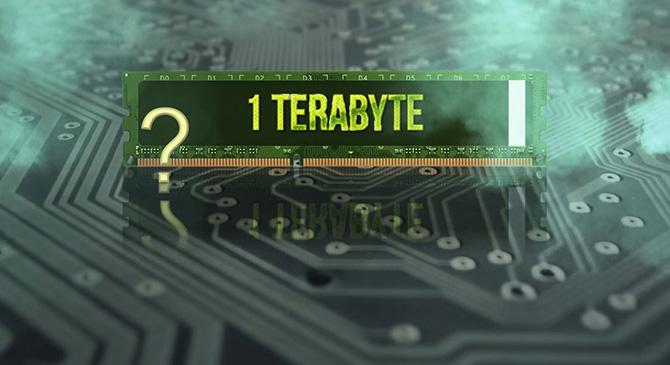 Nếu có một chiếc máy tính RAM 1TB bạn có thể làm gì? - www.TAICHINH2A.COM