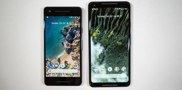 Google tăng thời gian bảo hành cho Pixel 2 và Pixel 2 XL