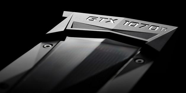 Nvidia ra mắt GTX 1070 Ti giá chỉ từ 449 USD, món hời về hiệu năng