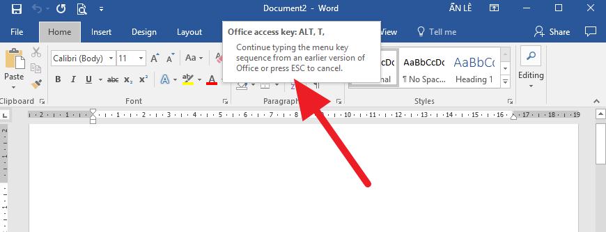 Mẹo tự động định dạng từ hoặc cụm từ trên Microsoft Word