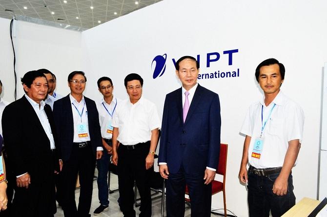 VNPT đảm bảo thông tin liên lạc phục vụ tuần lễ cấp cao APEC 2017