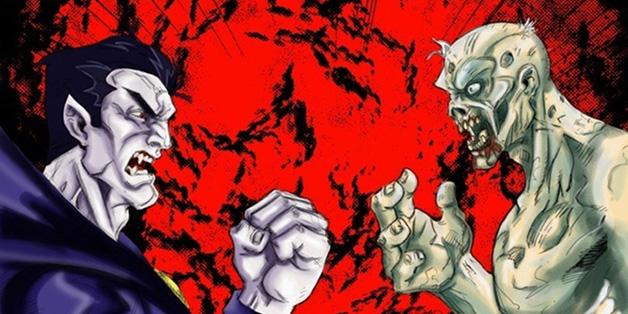 Zombie và ma cà rồng có phải xuất phát từ những căn bệnh có thực?
