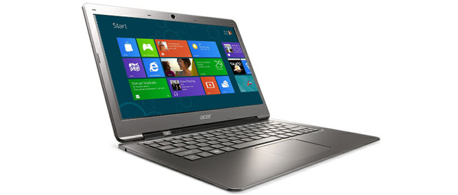 Laptop màn hình cảm ứng là xu hướng của tương lai?