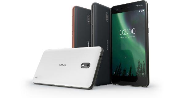Nokia 2 chính thức: Android gốc, pin 4.000mAh, giá 115 USD