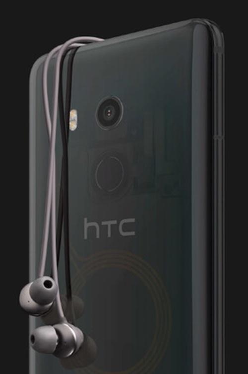 HTC U11+ ra mắt với màn hình HDR 18: 9, thiết kế lưng mờ, pin lớn