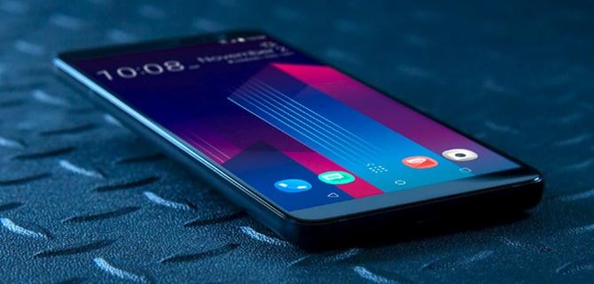 HTC U11+ ra mắt: màn hình HDR, pin 3.930mAh, mặt lưng mờ