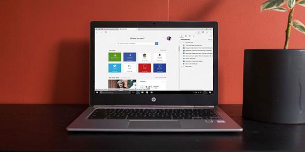 Thị phần nhỏ bé của Microsoft Edge tụt dốc không phanh