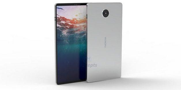 Concept Nokia 11 với viền siêu mỏng, 4 camera, màn hình lớn