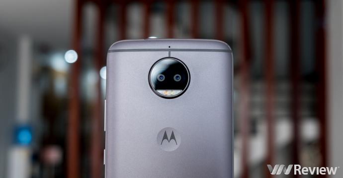 """Đánh giá nhanh Motorola G5s Plus: Thiết kế cũ, camera kép """"xóa phông"""" ổn"""