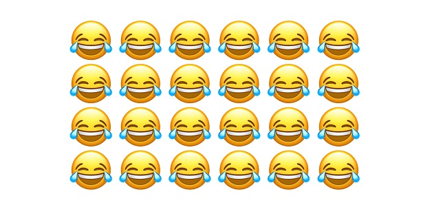 """""""Cười ra nước mắt"""" là emoji phổ biến nhất trên iOS và macOS"""