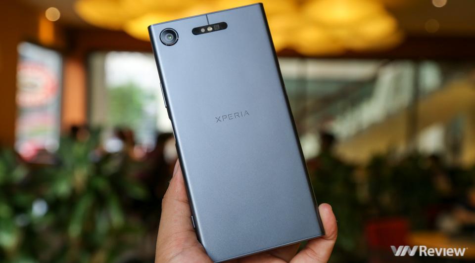 Đánh giá Sony Xperia XZ1