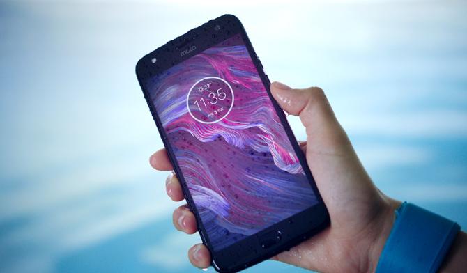 Motorola X4 lên kệ tại Việt Nam với camera kép xóa phông, giá 10 triệu đồng