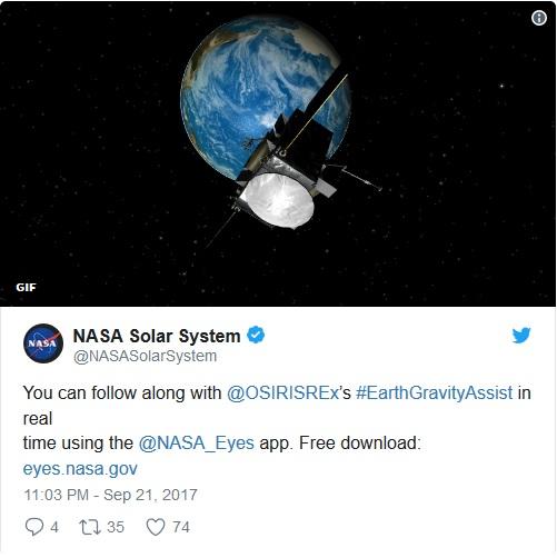 Nếu bạn là người yêu thiên văn và khoa học thì đừng bỏ qua 5 trang web này của NASA - ảnh 1