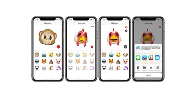 Qua mặt Apple, một lập trình viên đã viết ứng dụng quay Animoji với thời lượng tăng gấp đôi