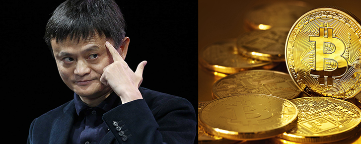 Jack Ma, Bitcoin và sự khiêm tốn khiến ta giật mình