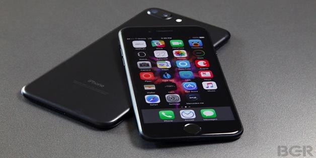 iPhone 7 là chiếc điện thoại đắt hàng nhất trong Quý 3/2017