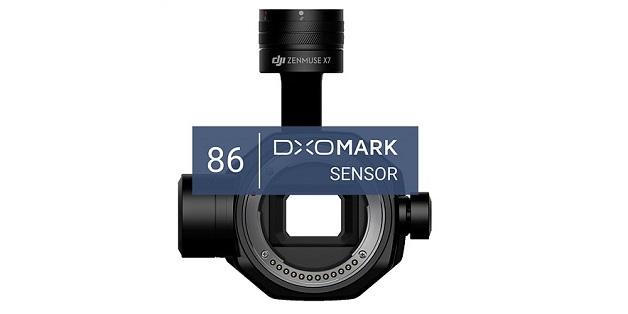 DxOMark: Drone DJI Zenmuse X7 ngang ngửa với những chiếc DSLR APS-C cao cấp
