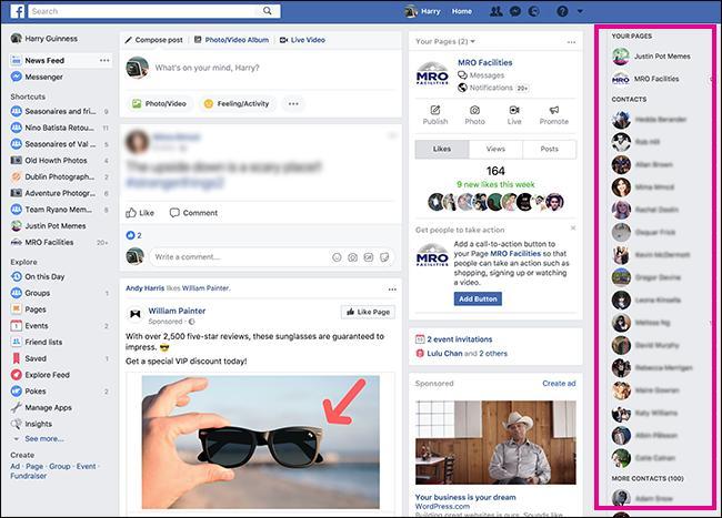 Liệu có thể biết được ai vào tường Facebook của bạn nhiều nhất?