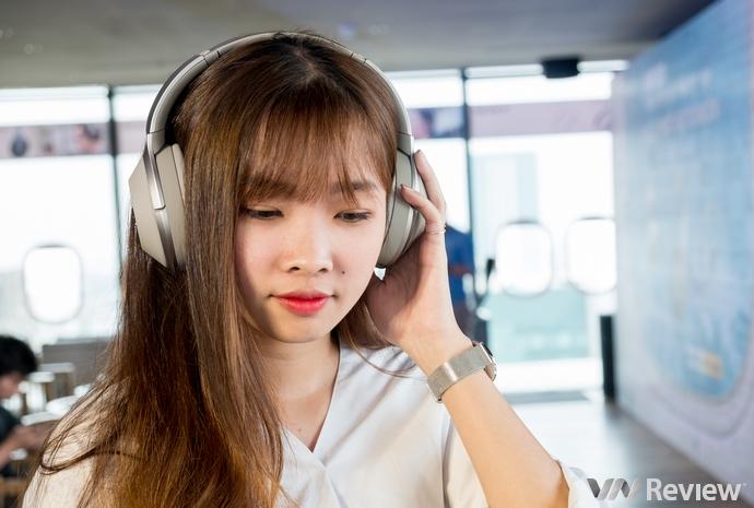 Sony trình làng 3 tai nghe không dây chống ồn cao cấp 1000X Series