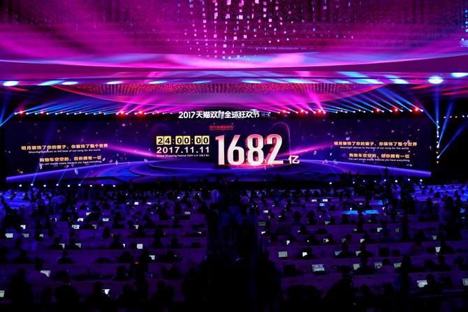 Alibaba thu về 25,4 tỷ USD trong ngày lễ độc thân, gấp đôi Black Friday và Cyber Monday 2016 của Mỹ ảnh 2