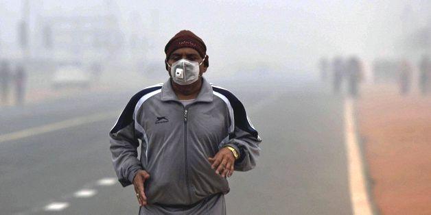 Ô nhiễm không khí tại Delhi của Ấn Độ gây hại tương đương hút 50 điếu thuốc/ngày