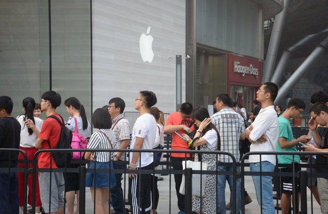 Không ai có thể đe dọa vị trí số 1 của Apple ở thời điểm hiện tại ảnh 1