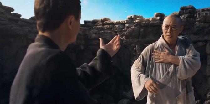 """Xem bộ phim đầu tay do Jack Ma thủ vai chính cùng dàn diễn viên """"khủng"""" của Trung Quốc ảnh 4"""