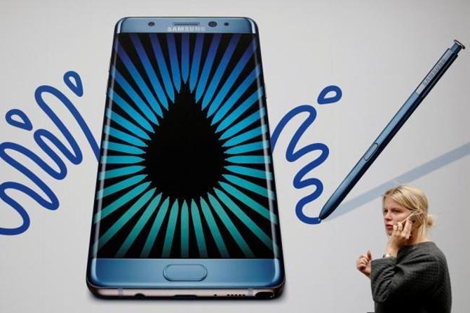 Samsung tiếp tục đánh mất thị phần ở Trung Quốc